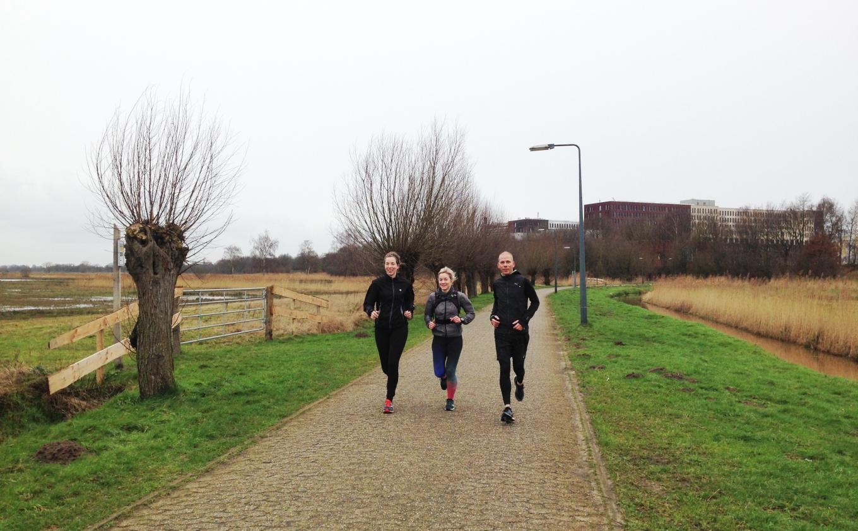 hardlopen februari