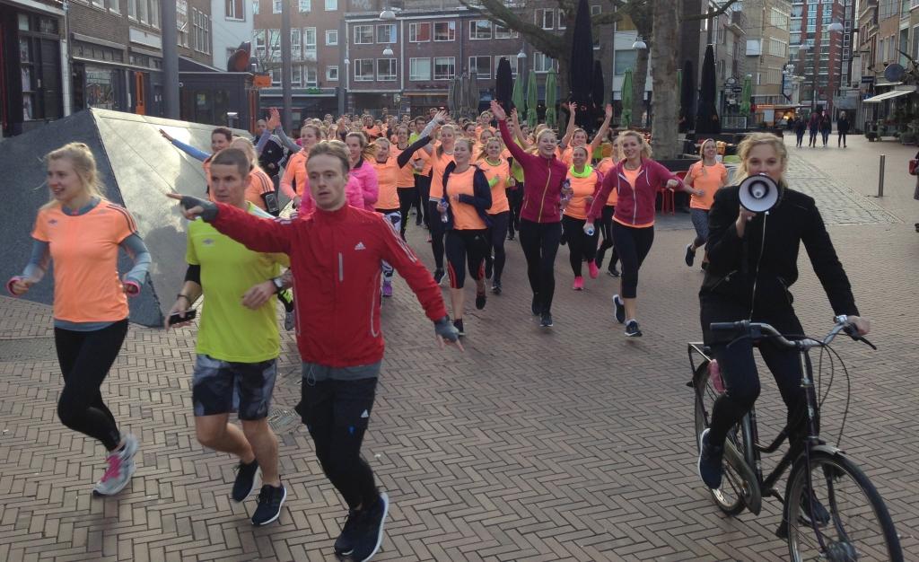 Nijmegen van rocker tot runner