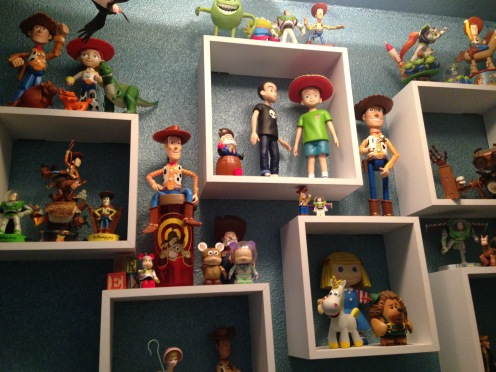Dinsdag Toy Story