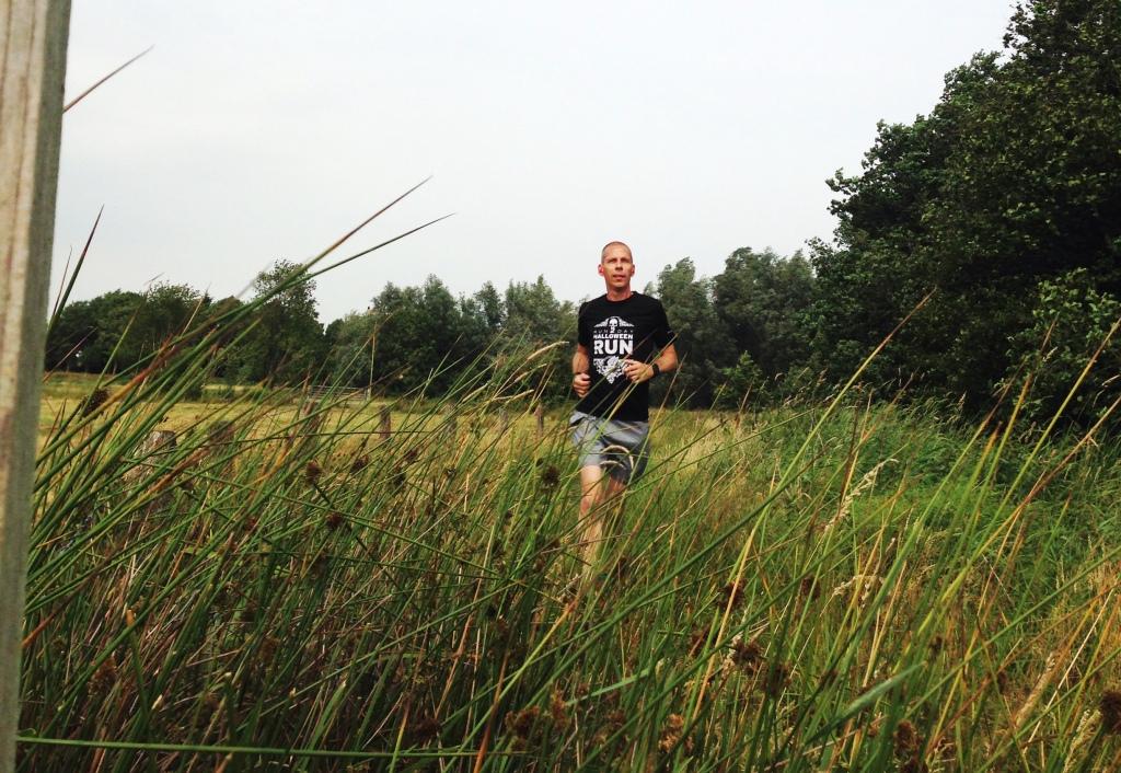 rocker tot runner hardloophoofd