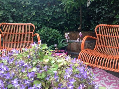 Zondag in de Tuin