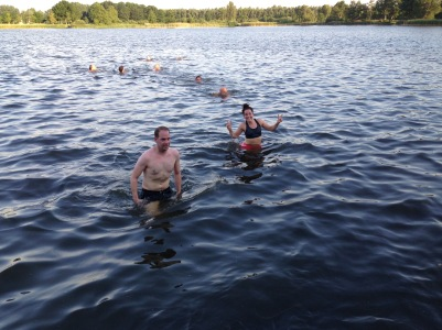 Woensdag Running (swim) Junkies