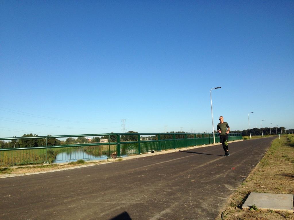 Marathon Training Mari Durieux