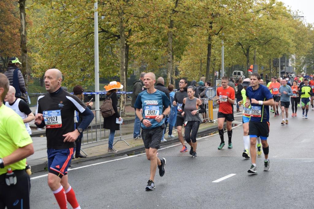 Marathon Amsterdam 2015