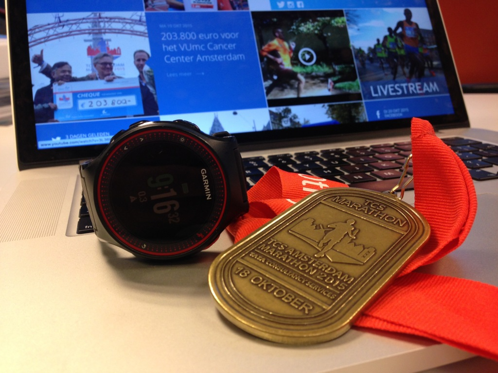 Amsterdam Medaille