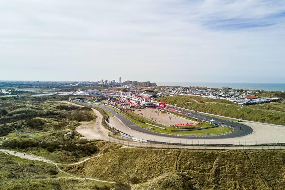 Zandvoort Circuit Run mari durieux