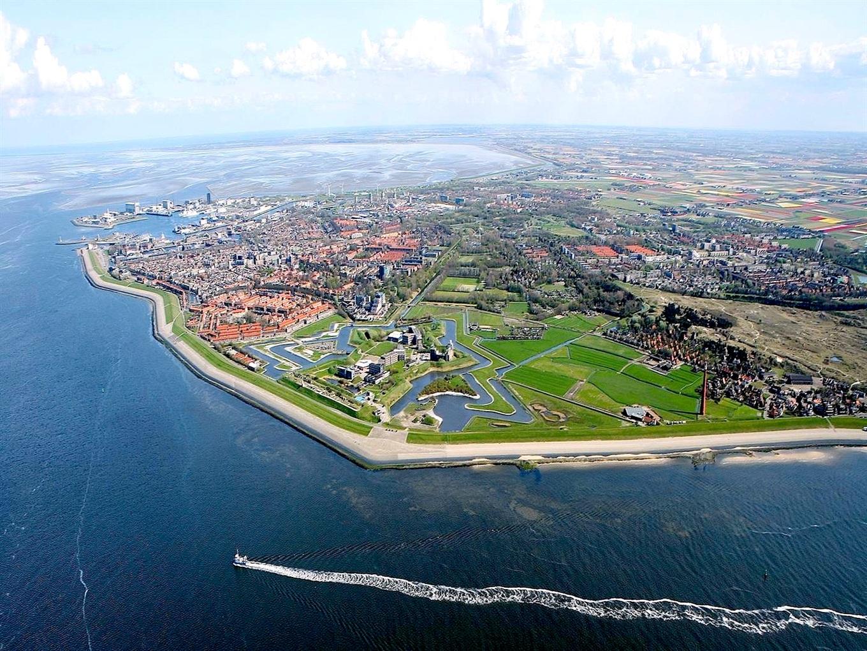 Luchtfoto-Den-Helder