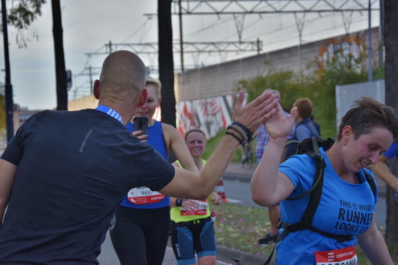 mari durieux eindhoven halve marathon